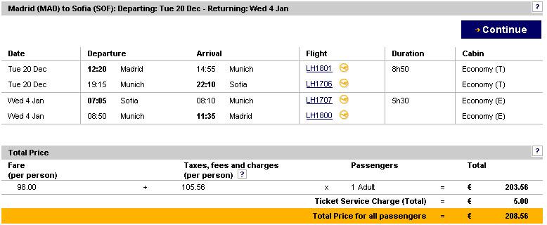 Цени на самолетни билети до испания билеты на самолет анапа уфа прямой рейс цена