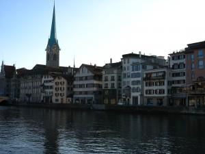 Купете евтин самолетен билет до Цюрих