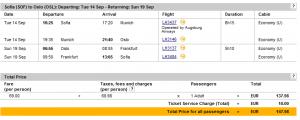 Евтини самолетни билети до Осло