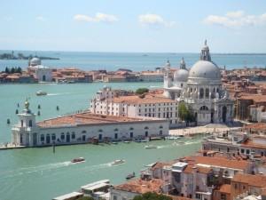Венеция през лятото