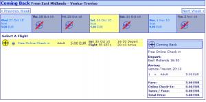 Евтини самолетни билети от Ист Мидландс