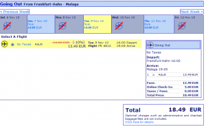 Евтини самолетни билети до Малага
