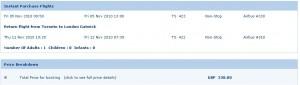 Евтини самолетни билети до Канада (Торонто)