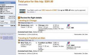 Евтини полети до САЩ