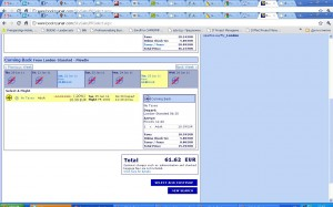 Евтини самолетни билети Пловдив-Лондон с Ryanair