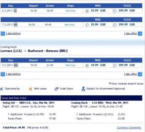 Евтини самолетни билети до Ларнака, Кипъ
