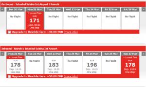 Евтини самолетни билети до Найроби