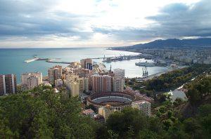 Самолетни полети до Малага, Испания