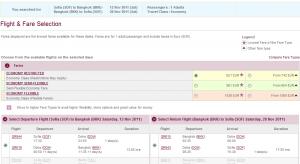 Евтини самолетни билети до Банкок