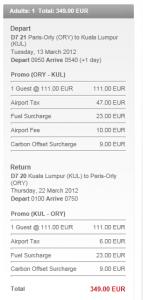 Евтини самолетни билети до Малайзия