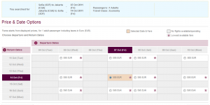 Евтини самолетни билети до Индонезия