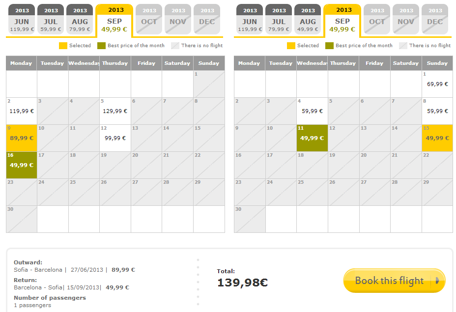 Sofia-Barcelona-samoletni-bileti