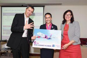 WizzAir нови полети