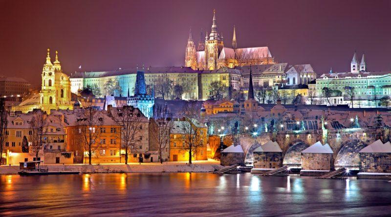 Самолетни билети до Прага